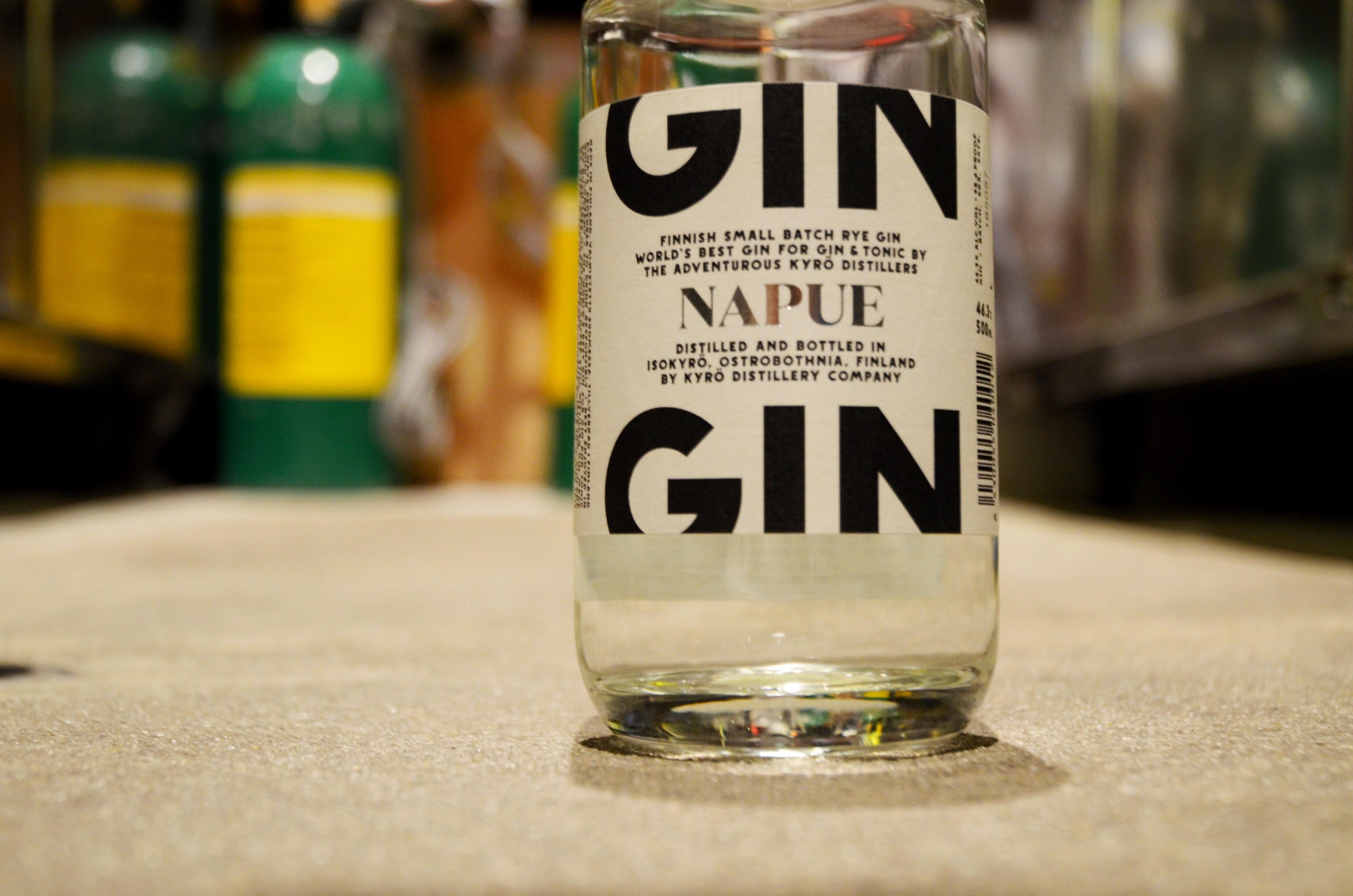 NAPUE GIN / ナプエ ジン