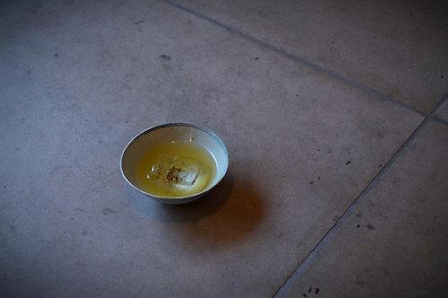 唐草文安南平茶 / ベトナム / 18世紀