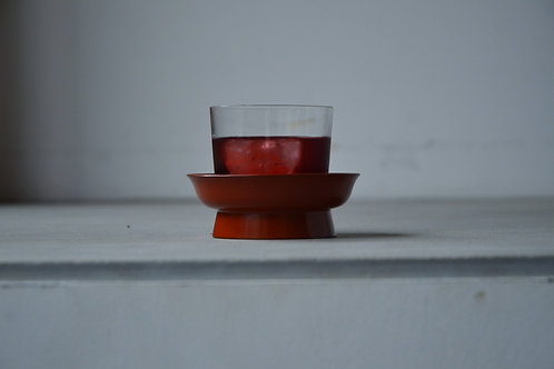Lacquer Plate / 21th century