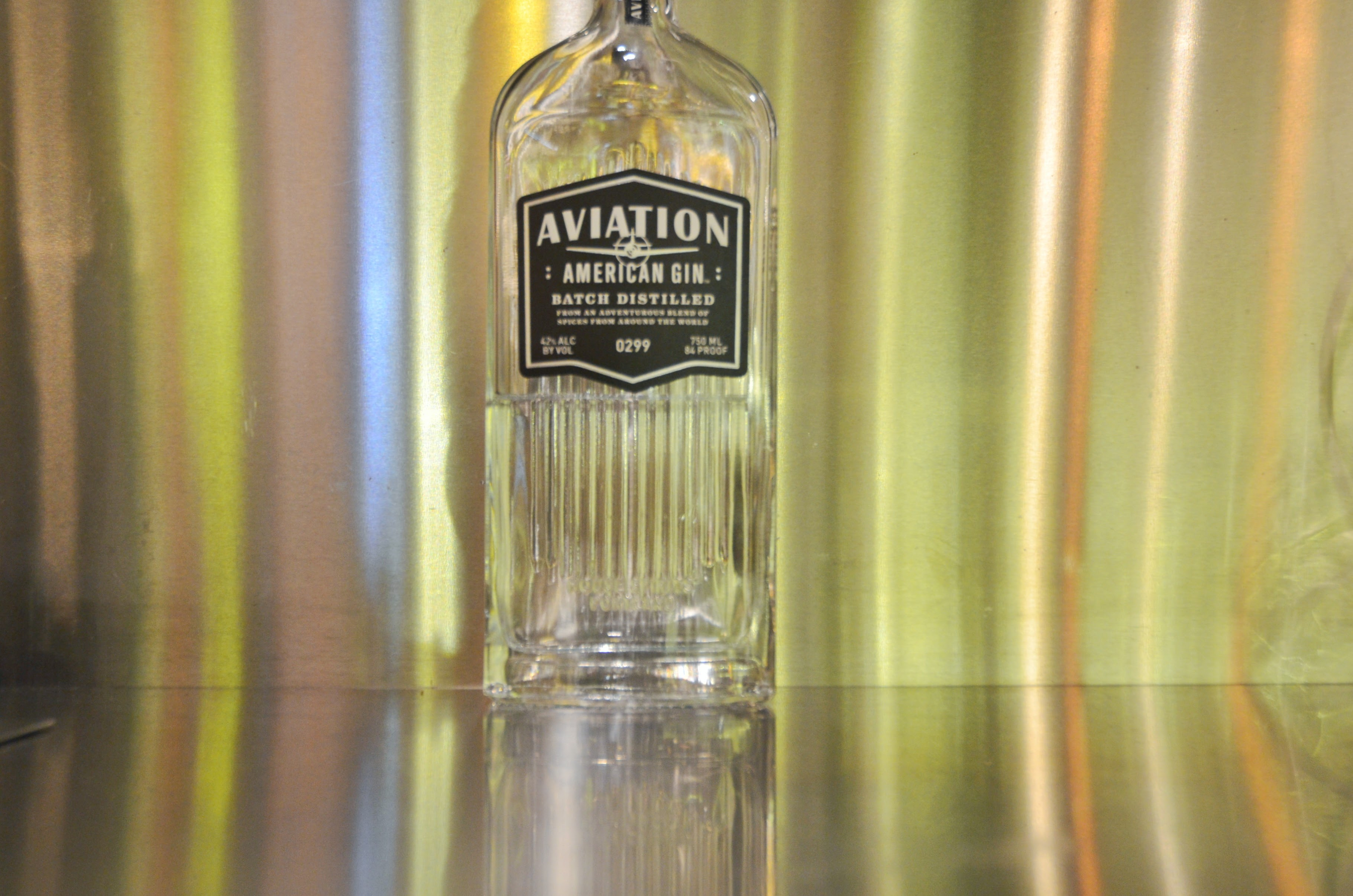 AVIATION GIN / アビエイション