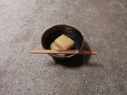 古瀬戸小天目茶碗 / 瀬戸 /12世紀