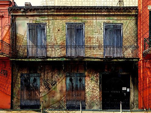 """Preservation Hall"""