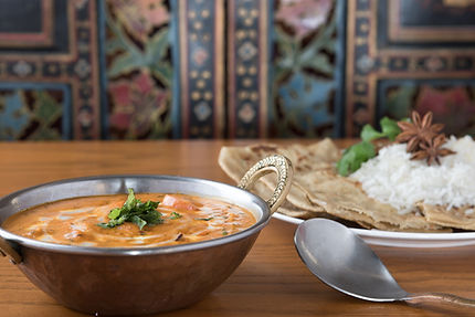 Experience the exotic aromas & rich, bold flavors of India right here in Augusta.