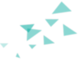 Scattered Blue Triangles 2