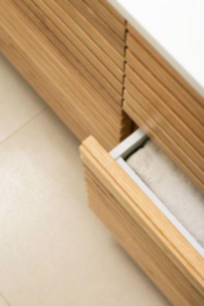 רהיטים מעוצבים מעץ - מזנון   אסטרו נגריית רהיטים