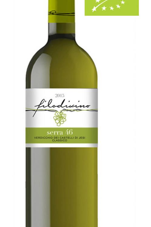 Serra 46 - Verdicchio dei Castelli di Jesi Classico DOC 2018 - Organic Certified