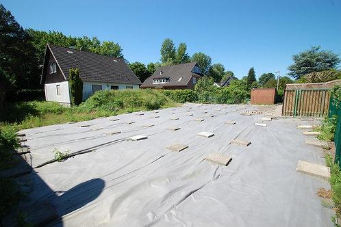 Baufreies,großzügiges Baugrundstück (ca. 950m²) mit pos. Bauvorbescheid