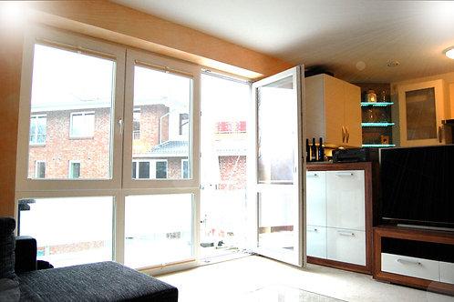 Moderne Zwei-Zimmer-Neubau-Whg. mit hochwertigster Ausstattung
