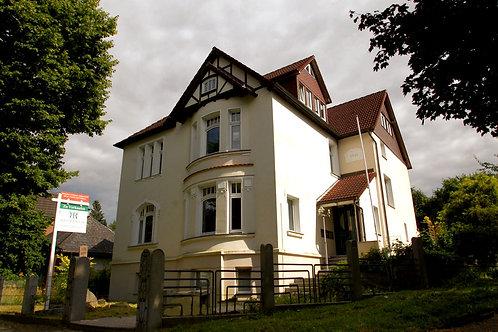 Großzügige, vermietete Altbau-ETW in historischer Jugendstilvilla