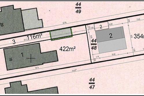 Grundstück mit pos. Bauvorbescheid in begehrter Wohnlage Quickborns
