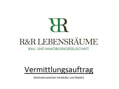 Provisionsteilung: Das neue Maklergesetz.