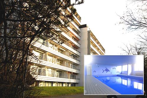 Komfortables Zwei-Zimmer-Apartment auf 62,38 m² Wfl. mit gehobener Ausstattung