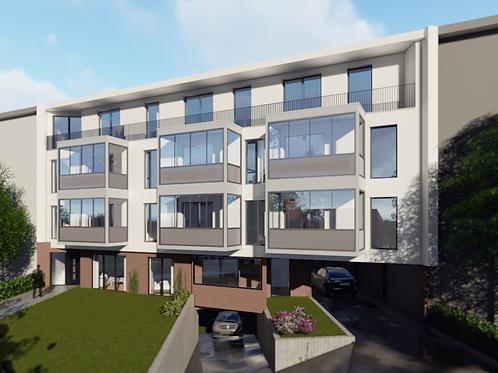 Neubau in bester Lage im Stadtteil – Großzügige Traumwohnung in der Endetage
