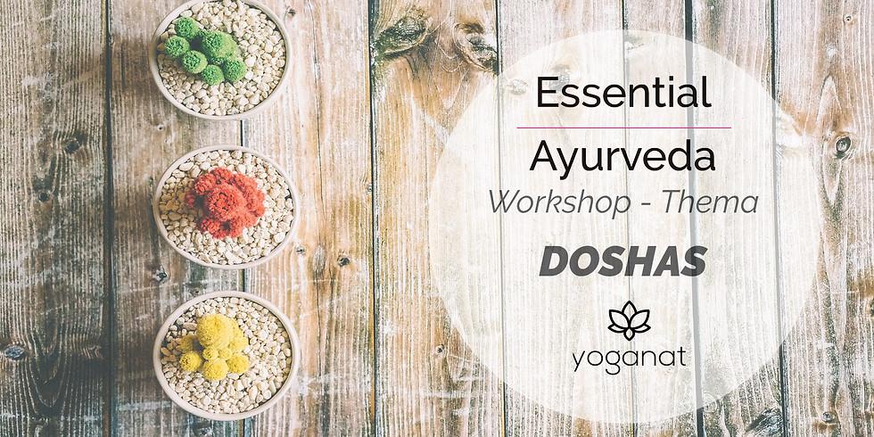 Essential Ayurveda - Doshas