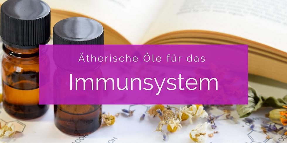 Ätherische Öle für das Immunsystem - Webinar