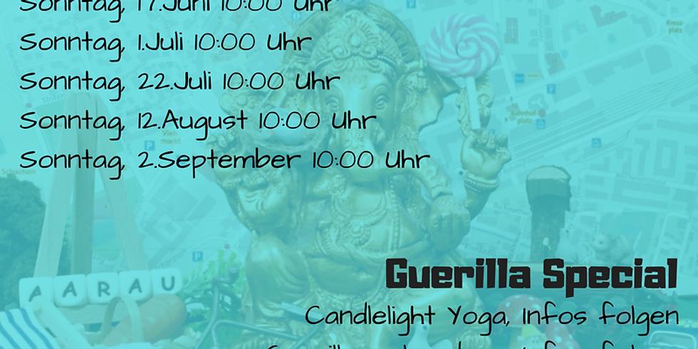 Guerilla Yoga Aarau 2018 (1)