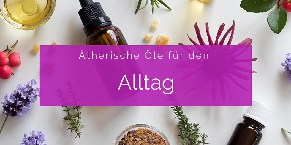 Ätherische Öle im Alltag - Webinar