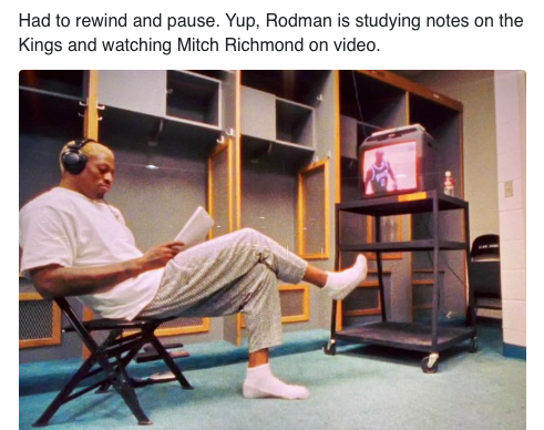 How Dennis Rodman Taught Me To Write Better Copy