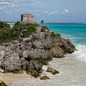 THE TRUTH ABOUT TULUM:                                        MAYAN HISTORY REPEATING.