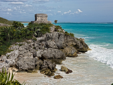 THE TRUTH ABOUT TULUM:                                          IS MAYAN HISTORY REPEATING?