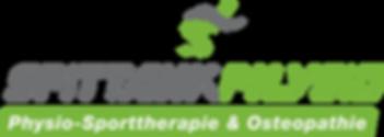 Spittank Physio Logo Ostepathie Physio- undSporttheapie