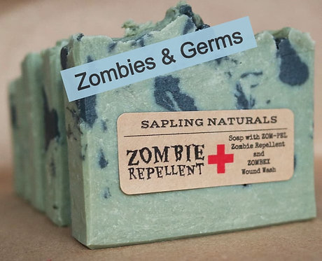 "WEEK 1: In Person, ""Zombies & Germs"" (July 6-8)"