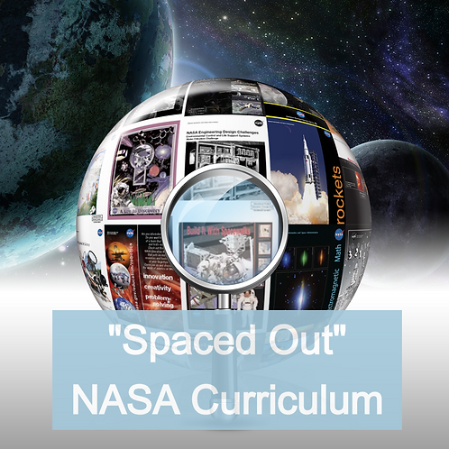 "WEEK 2: In-Person, ""Spaced Out"" (July 13-15)"