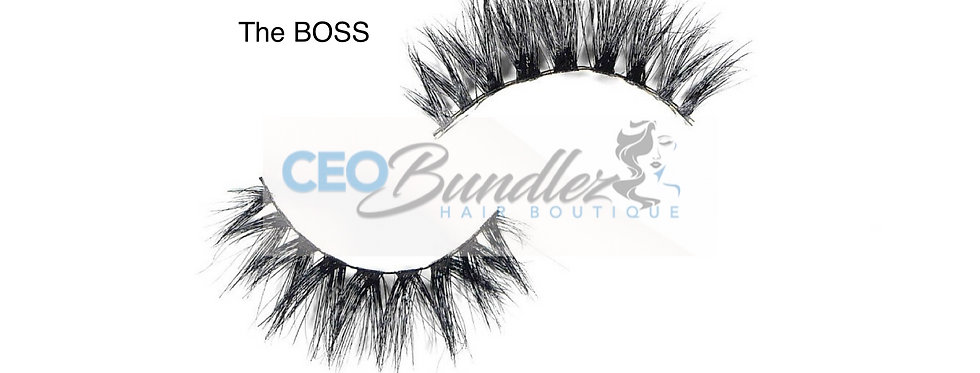 Thinline 3D Mink Eye Lashes
