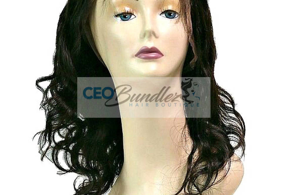 Brazilian Body Wave Full Lace-wig