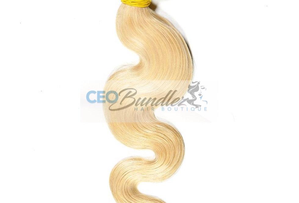 Russian Blonde Body Wave Bundlez