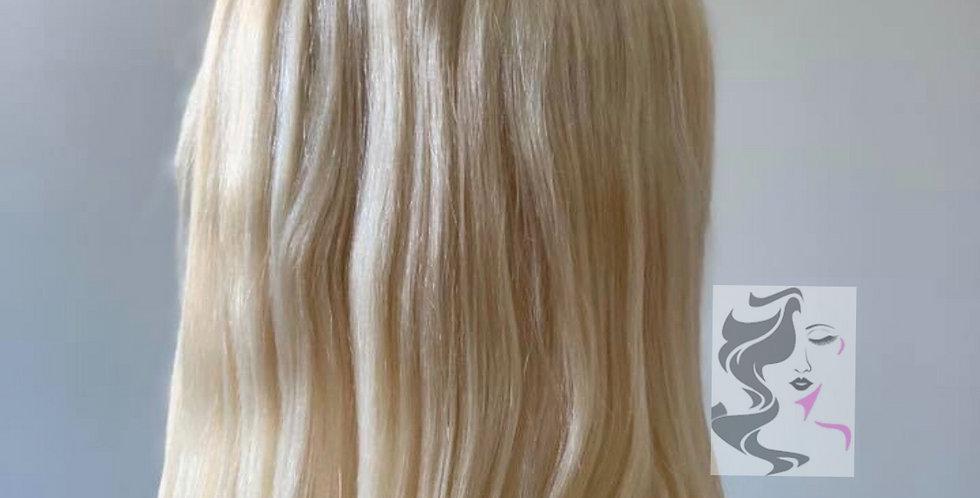 Straight Blonde Bob Wig
