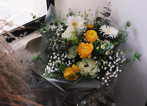 Bespoke Succulent Bouquet