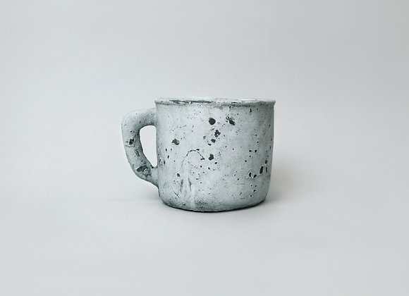 Cup Pot - Light Grey