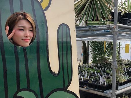 行了5個鐘的大阪多肉植物場!by Green Egg Store