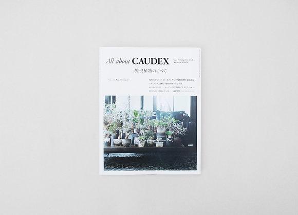 All About CAUDEX 塊根植物のすべて
