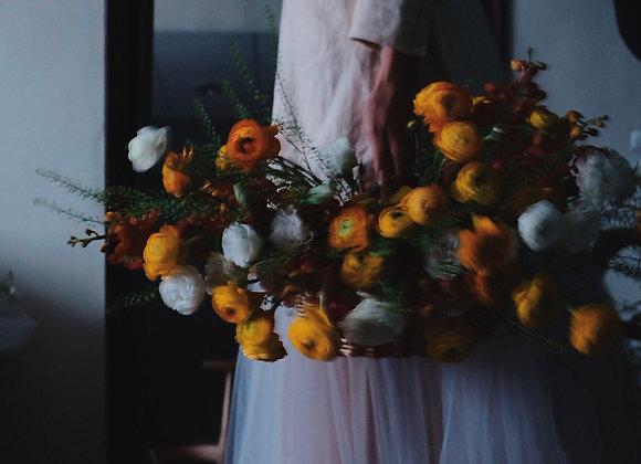 Floral Basket Workshop 花籃工作坊