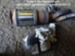 замена катализатора на пламегаситель Дайхатсу ( Daihatsu ) в королеве, мытищах