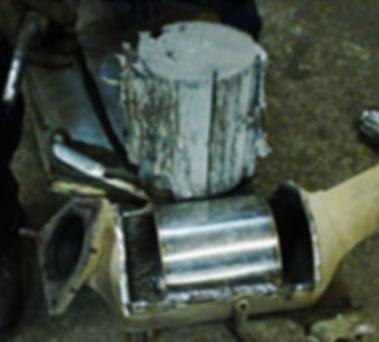 Пламегаситель вместо катализатора