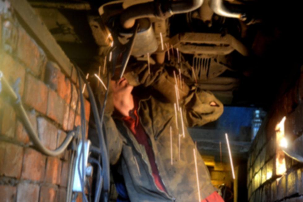 ремонт замена глушителей катализаторов гофры глушителя