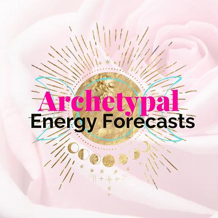 Archetypal Energy Forecasts