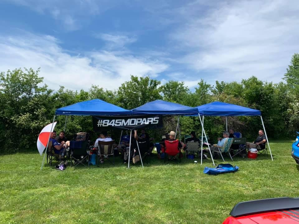 845 mopar club tent