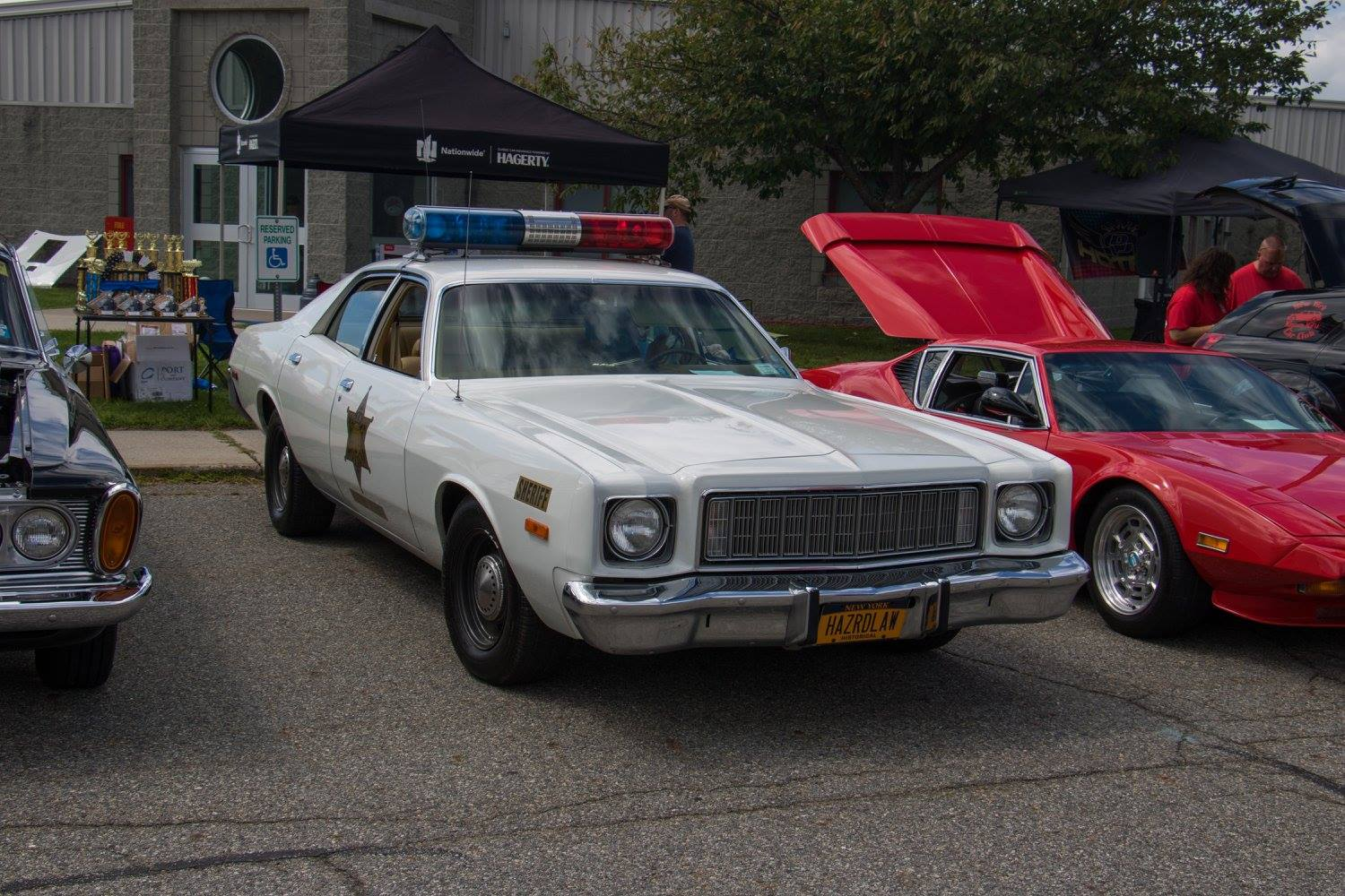 dukes of hazzard sheriff car