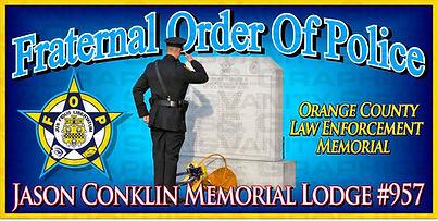 FOP memorial wall