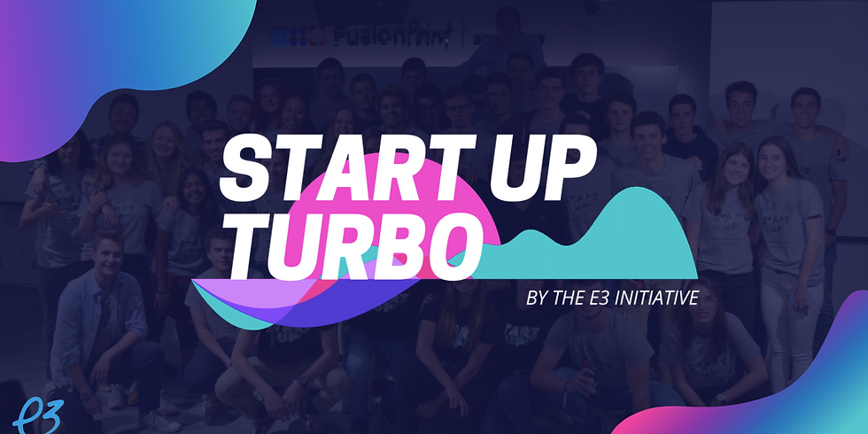 Start Up Turbo co-organized with Atticco Co-working