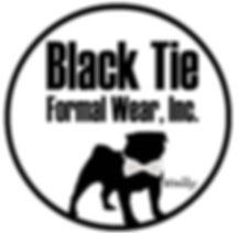 Black Tie Formal Wear Inc - Round   Wall