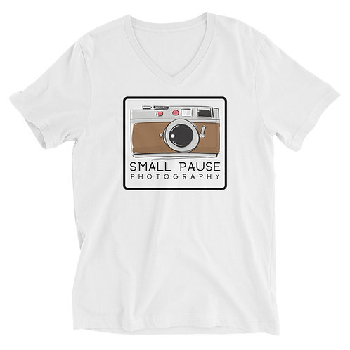 Men's or Women's Tee - Small Pause Photography