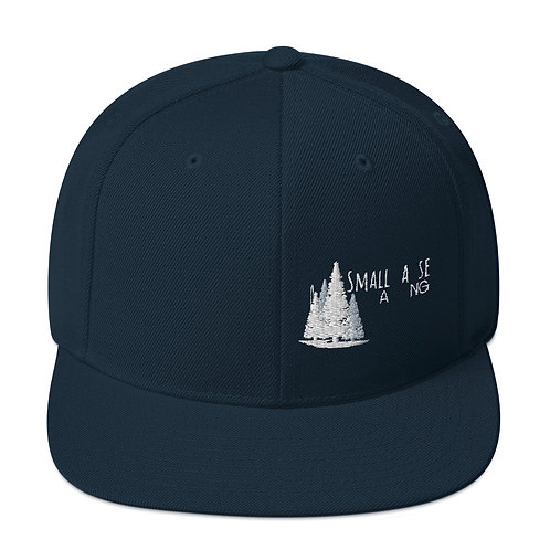 Snapback Hat (New) - Small Pause Coach