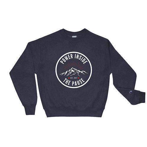 Champion Sweatshirt - Power Inside The Pause