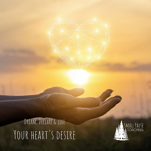 Heart's Desire Discovery Self Paced Session