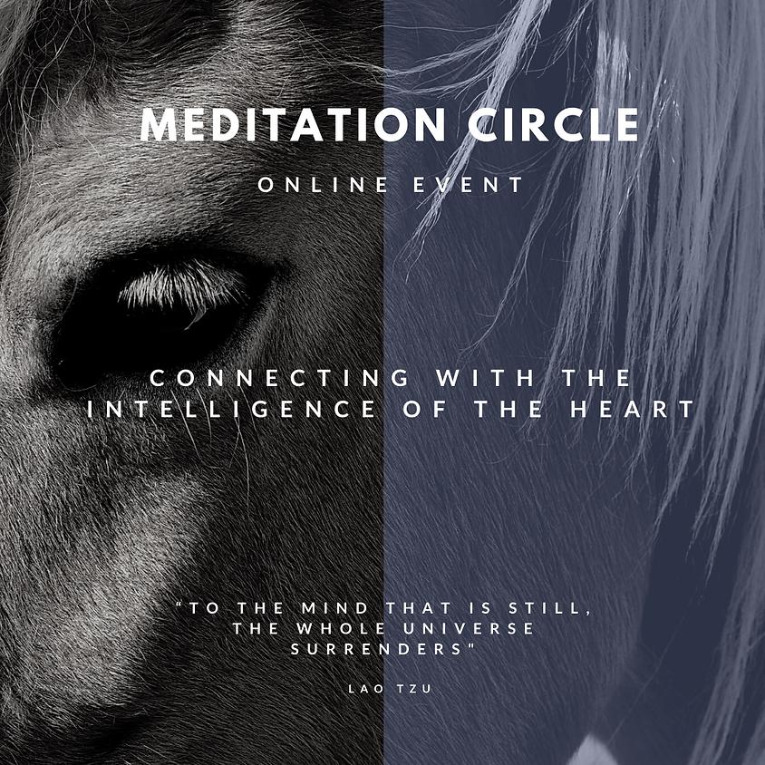 Online Guided Meditation - Heart Intelligence